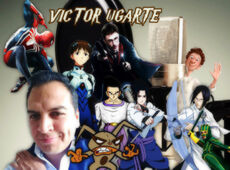 Homenaje a Víctor Ugarte-doblaje