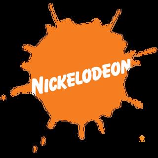 Segundo logotipo de Nickelodeon.