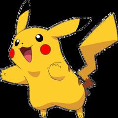 Pikachu en <a href=