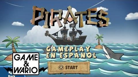 Game and Wario - Pirates en Español Latino