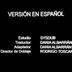 Créditos de doblaje de la 6.ª temporada (1).