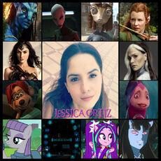 Jessica Ortiz-Doblaje99