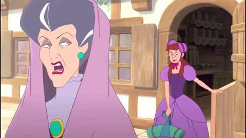 "Lady Tremaine 2 (2 4) español spanish ""La cenicienta 2""."