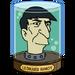 Leonard Nimoy's Head