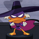 Pato Darkwing figura -2