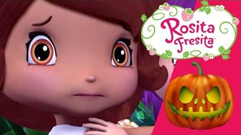 Rosita Fresita ✦🎃 AVENTURAS FANTASMAL DE HALLOWEEN🎃 ✦Aventuras en Tutti Frutti - Video para niños