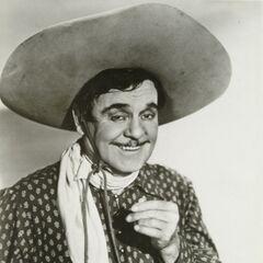 Pancho (Leo Carrillo) (2ª voz) en <a href=