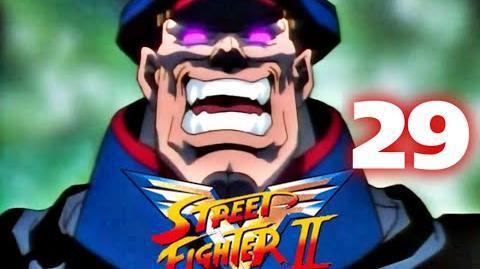 Street Fighter II V - CAP.29. La lucha decisiva, la batalla final