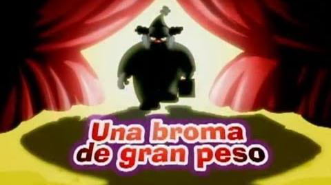 El Chavo Animado - 1x16 -Una Broma de Gran Peso - Completo