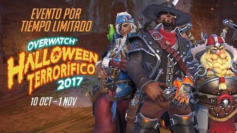Evento de temporada de Overwatch Overwatch Terror de Halloween 2017