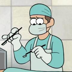Cirujano también en <a href=
