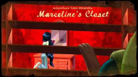 Hora de aventura - Marceline Cancion de Diario (Latino)
