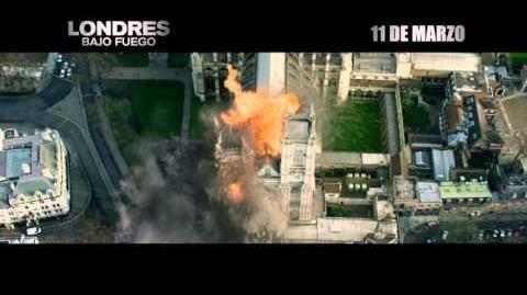 LONDRES BAJO FUEGO - TV SPOT