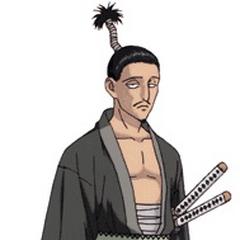 Nobunaga Hazama en <a href=