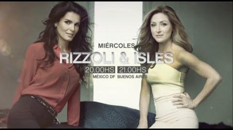 TNT Series Rizzoli & Isles