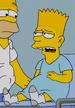 Actor que interpreta a Bart en una película