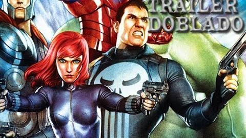 Avengers Los archivos secretos - Black Widow y Punisher - Tráiler Doblado