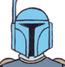 Boba Fett - Star Wars Droides