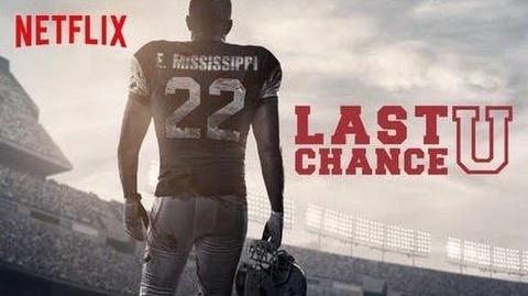 Last Chance U - Netflix - Español