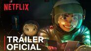 Más allá de la Luna Tráiler oficial 1 Una producción de Netflix y Pearl Studio