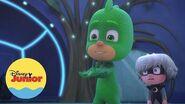 Presta atención a Polisuki PJ Masks Héroes en Pijamas