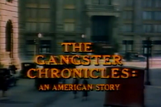 The Gangster Chronicles - Logo