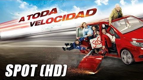 A Toda Velocidad - Spot Doblado HD-0