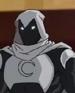 Caballero de la luna de Ultimate Spider-Man Episodio Fiestas con Luna Llena