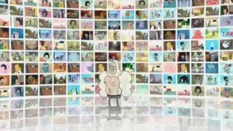Cartoon network LA Promo -Memorias de Skips -Diciembre 2015