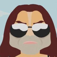 El justiciero vengador rebelde anónimo en <a href=