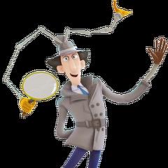 Inspector Gadget en <a href=