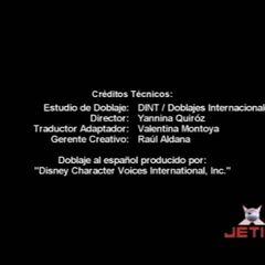 Créditos del Doblaje Chileno (2)