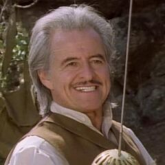 Don Alejandro de la Vega en la serie de los noventa de <a href=