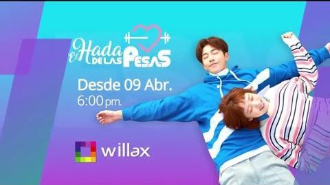 El Hada de las Pesas Trailer Latino (Weightlifting Fairy Kim Bok Joo)