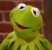 Kermit the Frog J&TMAChristmasT