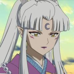 La Madre de Sesshomaru en <a href=