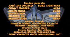 Doblaje Latino de Buzz Lightyear Comando Estelar