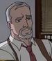 George Stacy de Ultimate Spider-Man Episodio Regreso al Univers-Araña - Parte 4