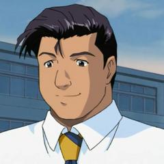 Profesor Sakata en <a href=