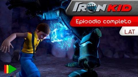 Iron Kid (Latino) - 01 - El puño legendario