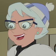 Abuela Murphy en <a href=