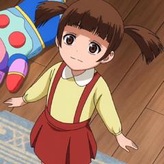 La Hija de Misato en <a href=