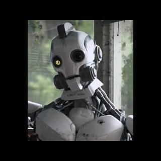 X-Bot 4000 en el episodio <a href=