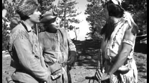 """Daniel Boone - Episódio 1 COMPLETO """" KENTUCKY"""""""