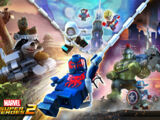 LEGO Marvel Superhéroes 2