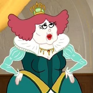 Reina Eleanor en <a href=