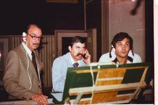 Raul Eduardo y Carlos en los Años 80