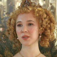 Reina Ana en la versión de LAPTV en <a href=