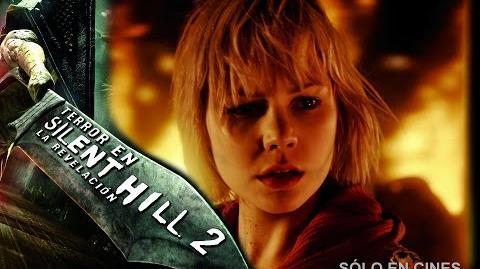 Terror en Silent Hill 2- La Revelación Trailer Doblado Latino (2012)