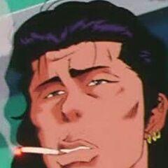 Tetsuo también en <a href=